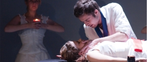 University of Leeds students perform 'Who Killed Romeo and Juliet' at stage@leeds